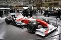 丰田F1赛车东京车展实拍   外观