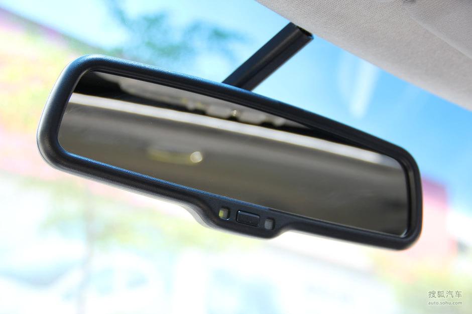 海马普力马 1.8l 自动 尊享版 7座 图片 实拍 内饰 内后视镜 车款图片 图高清图片