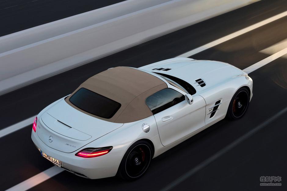 奔驰 amg系列 sls amg 2012款奔驰sls amg roadster高清图片