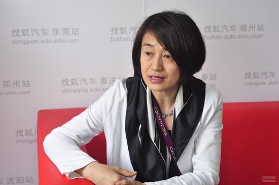 李庆文  观致汽车有限公司品牌及市场传播总监