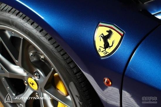 法拉利458改装 高清图片