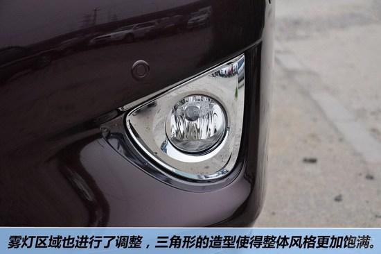 丰田 皇冠 实拍 图解 图片