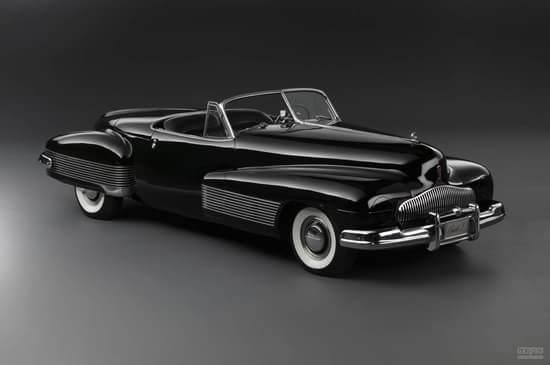 世界上第一台概念车y-job.这辆梦幻之车是世界汽车发展史上高清图片