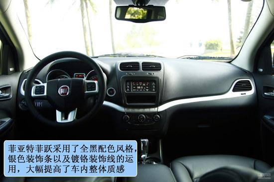 同胞兄弟之争 道奇酷威对比菲亚特菲跃 搜狐汽车高清图片