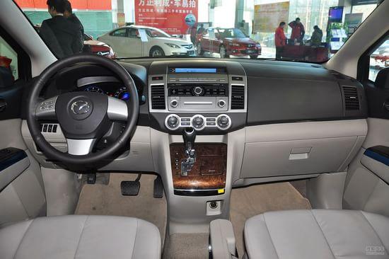 马自达 Mazda8 实拍 内饰 图片
