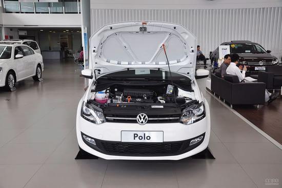 大众 Polo 实拍 底盘/动力 图片