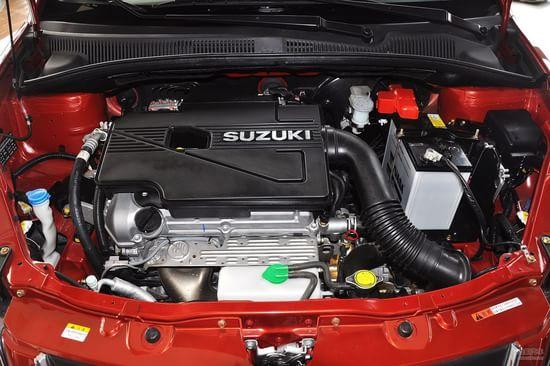 动力方面:天语搭载铃木全球引擎最先进技术的M18A 16气门全铝合金VVT发动机,有1.6L和1.8L两种排量,其中1.6L发动机最大功率为:80kw/5500rpm、最大扭矩为:144nm /3500-4500rpm;1.8L发动机最大功率为:96kw/6200rpm、最大扭矩为:170nm/3500-4500rpm。   油耗说明:根据国家工信部汽车油耗测试成绩,该款车型的实际油耗为:市区工况:8.