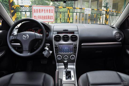 马自达 Mazda6 实拍 内饰 图片