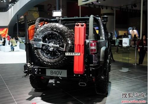 北京吉普越野车b40 mack 军用越野车 美国老牌重型汽车制高清图片