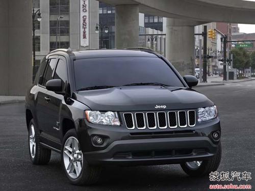jeep   的喜爱远早于成为   jeep   指南者   的广告代言人,高清图片