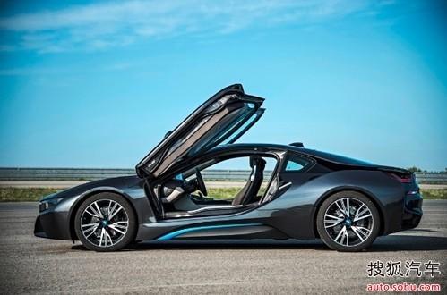 最创新的纯电动汽车bmw i3和最前卫的插电式混合动力跑车bmw i8以