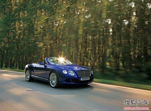 ...宾利欧陆R型车的影子.或许你很难说出新车型与上一代欧陆...