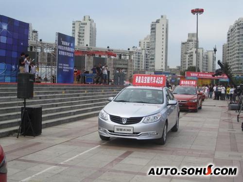 9月3日-4日,秦皇岛广电中心(人民广场)举行一年一度的大型车展.