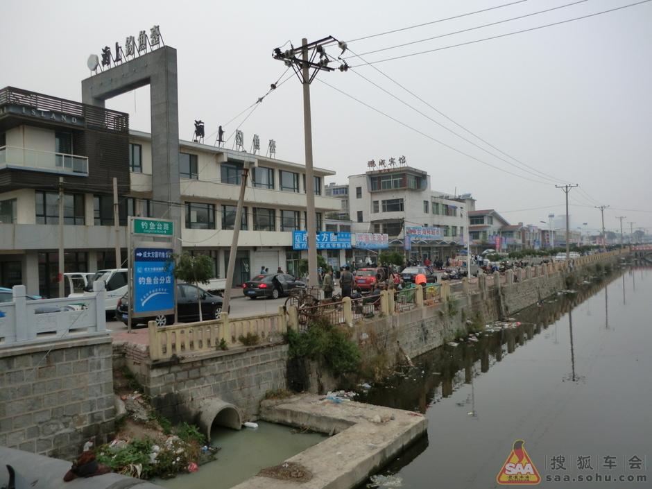 兴城钓鱼台海鲜市场
