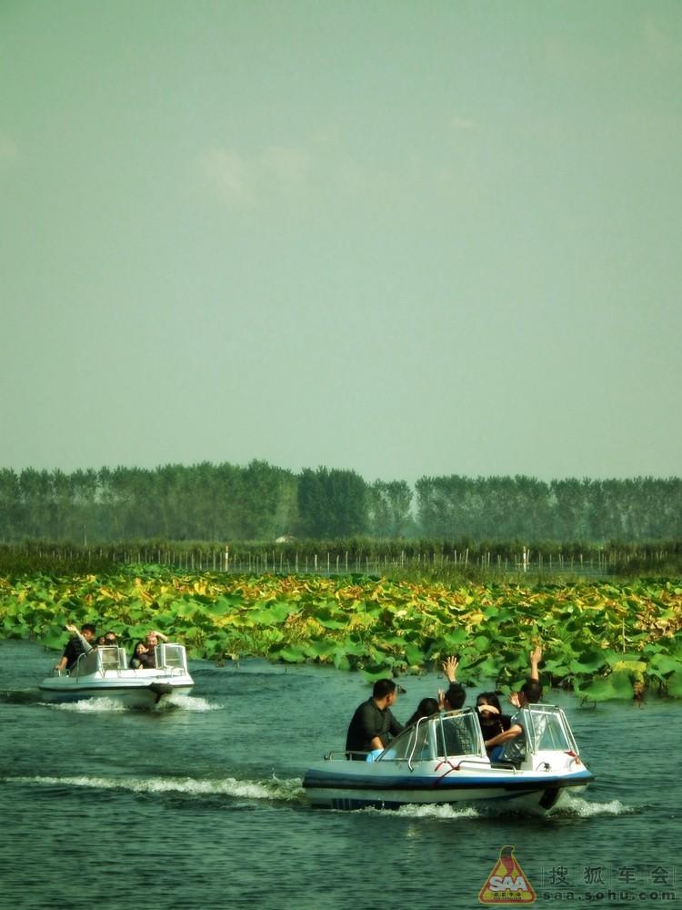 10月14日金湖自驾游之桃花岛风景篇