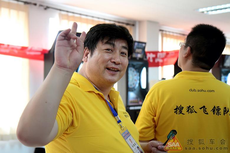 [华夏台球]北京飞镖在前进--记北京体育大飞写手裴别克图片