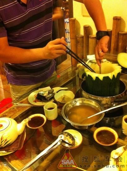 舌尖上的广州 尚竹阁 冬瓜盅不得不试的美味
