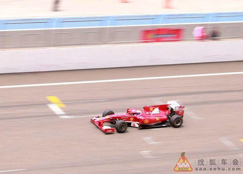 2013法拉利赛道日嘉年华 赛车追焦篇高清图片