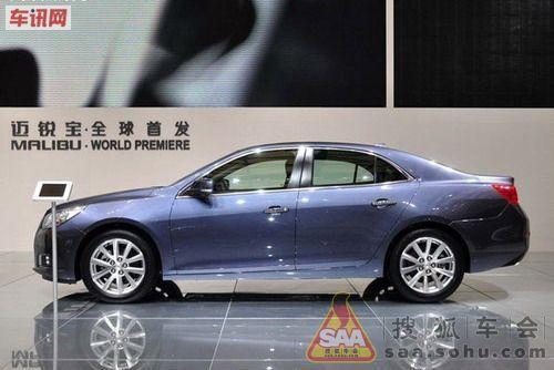日前,上海通用汽车宣布,雪佛兰迈锐宝1.6t涡轮增压车型将亮高清图片