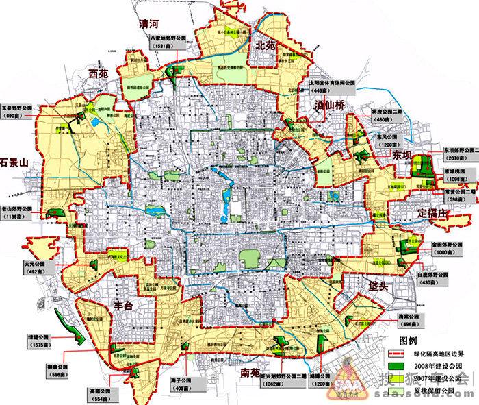 锦州古塔公园地图