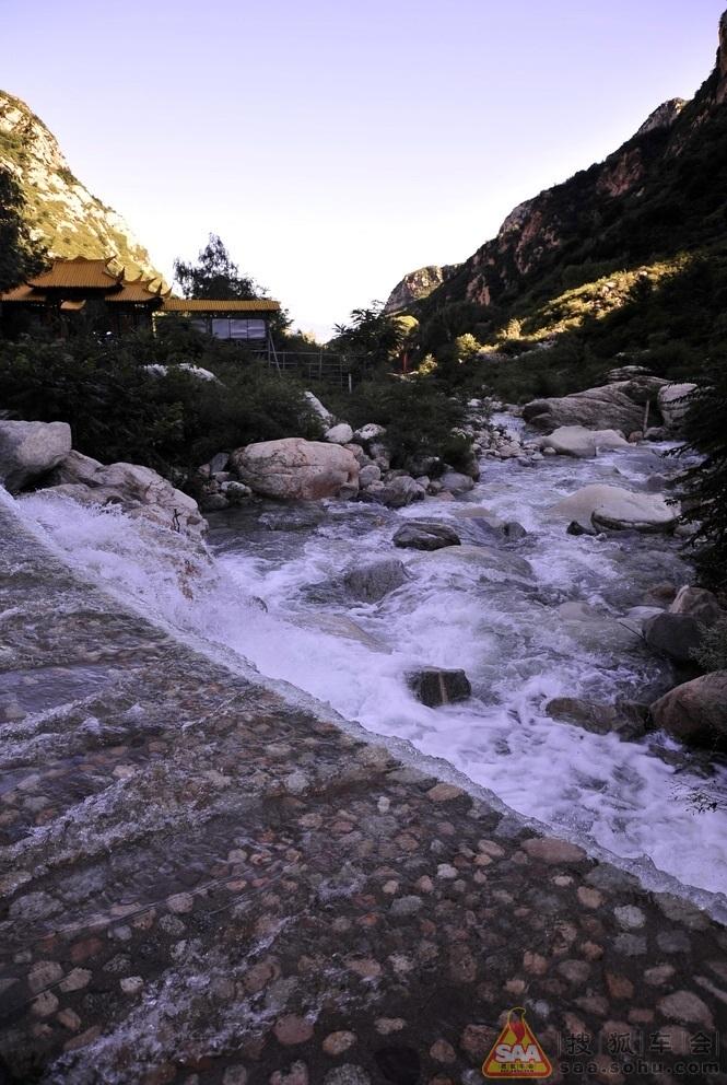 云蒙三峪自然风景区