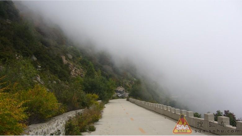 京郊大地--白草畔自然风景区(房山区霞云岭)