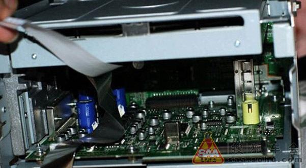 diy车载dvd导航电路板
