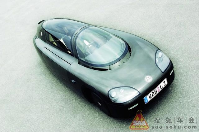 明年将在上海上市的单人汽车 预计售价人民币4000元高清图片