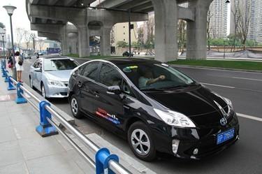 试驾归来,当伪车迷遇上丰田油电混合动力 搜狐车会高清图片