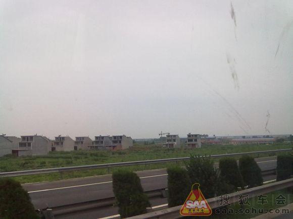 沈海高速公路景色 高清图片