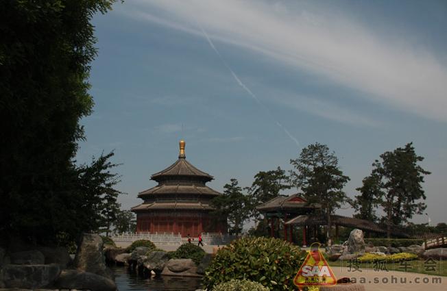 韩城 洽川没去成,咱去了中国唐苑 半坡遗址
