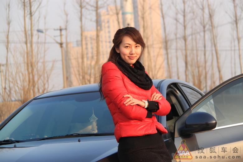 【美女车故事】我和科鲁兹男友的故事 北京车