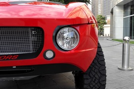 2015款LOCAL MOTORS RALLY FIGHTER